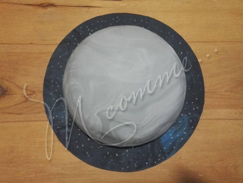 Gâteau lune