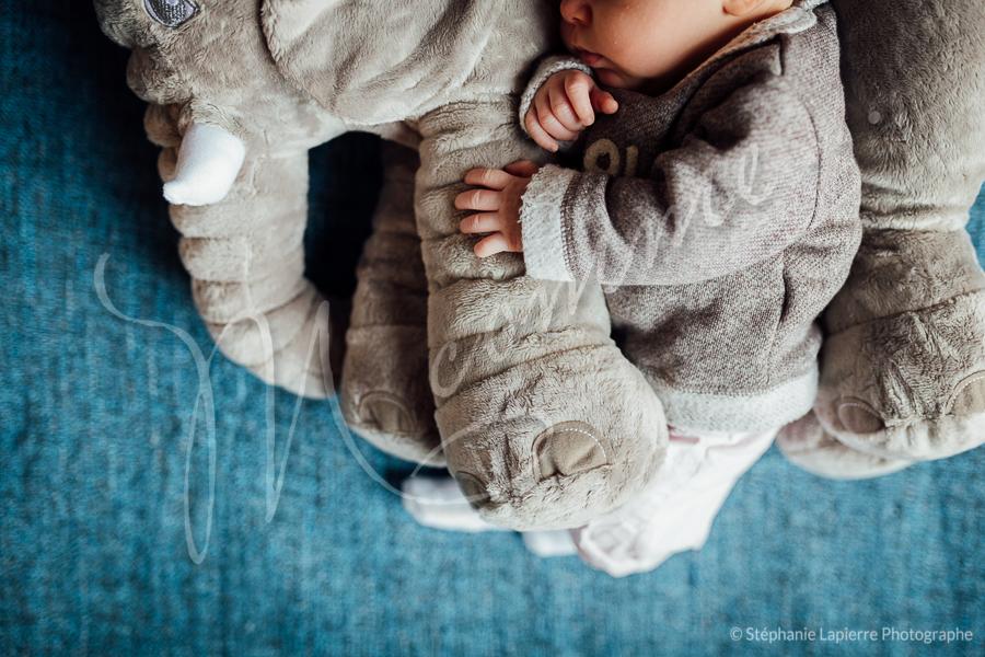 1er mois bébé