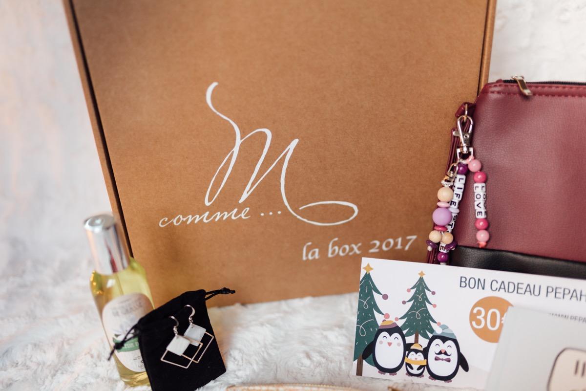 Box M comme 2017