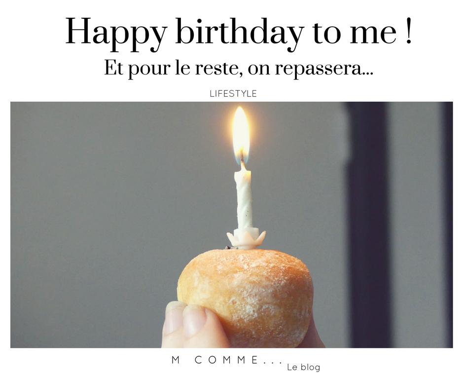 anniversaire