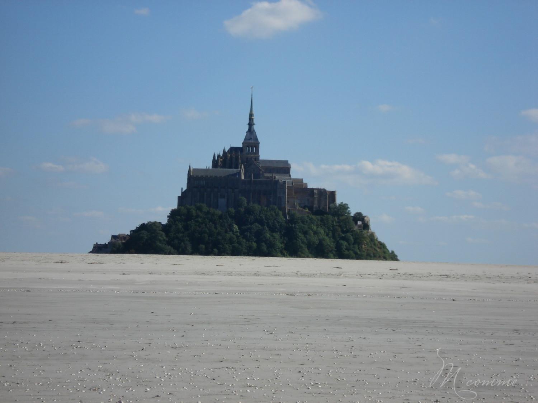 Traversée baie Mont Saint-Michel