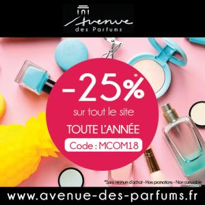 Avenue des parfums