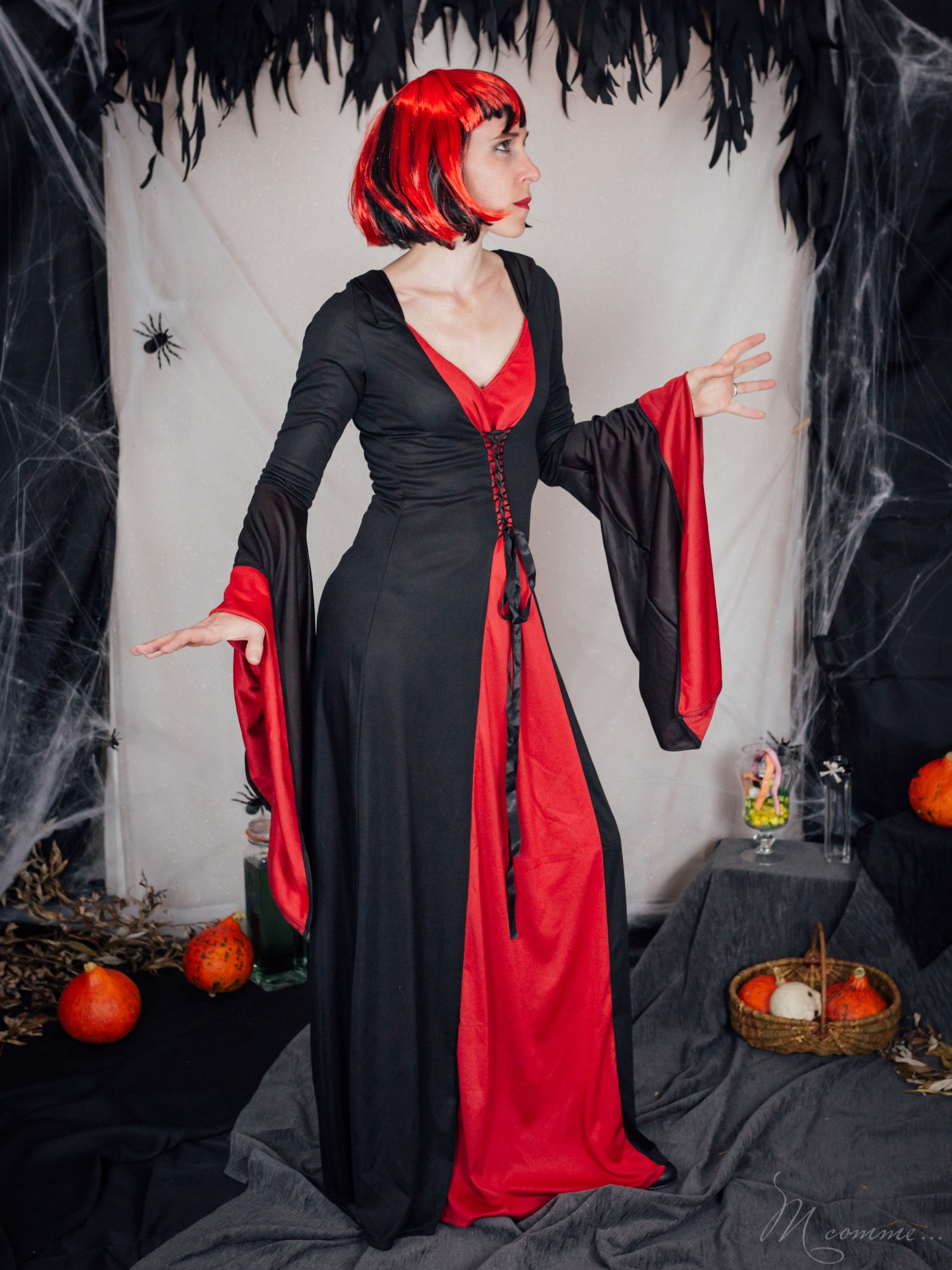 déguisement sorcière