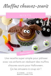 muffin chauve souris