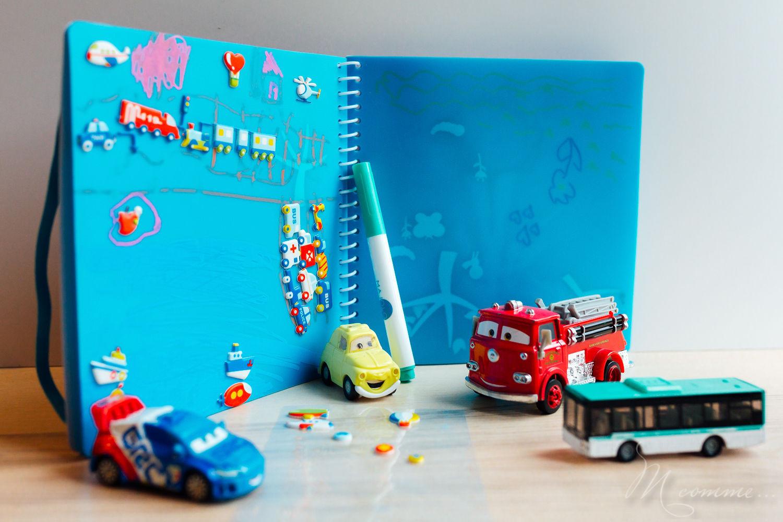 cahier d'activité enfant