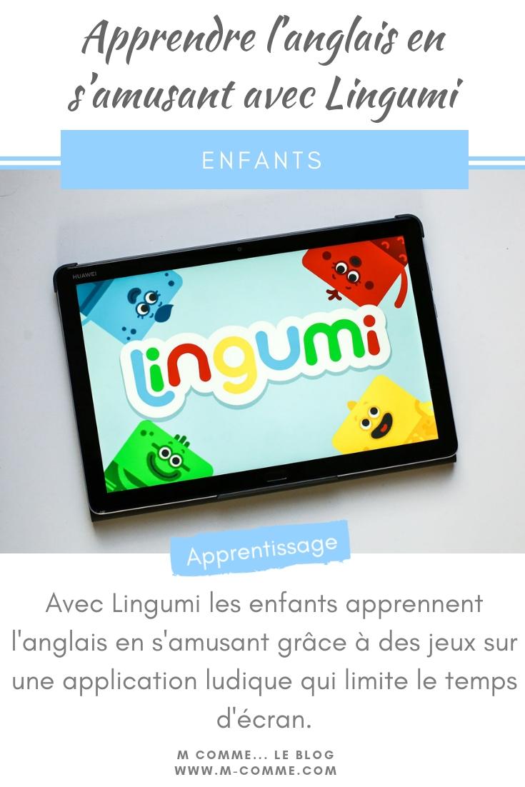 apprendre l u2019anglais en s u2019amusant avec lingumi
