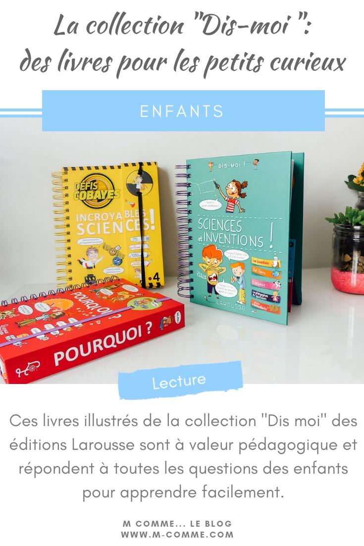 livres questions enfants