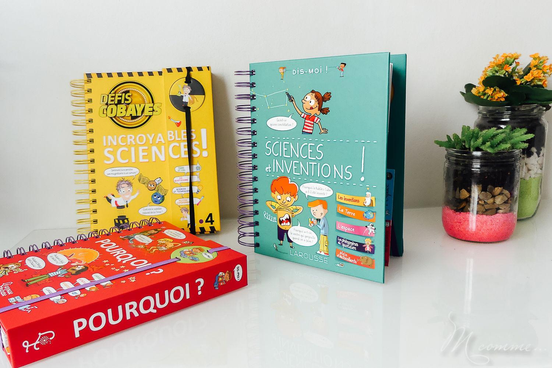 La collection dis-moi des éditions Larousse : des livres pour permettre aux enfants d'apprendre facilement. Illustrés et à valeur pédagogique, ils répondent à toutes les questions des enfants. #livredocumentaire #pourquoi #questionsenfants #pedagogique #Larousse #repondre #reponses #livres #hp #hautpotentiel #precoce