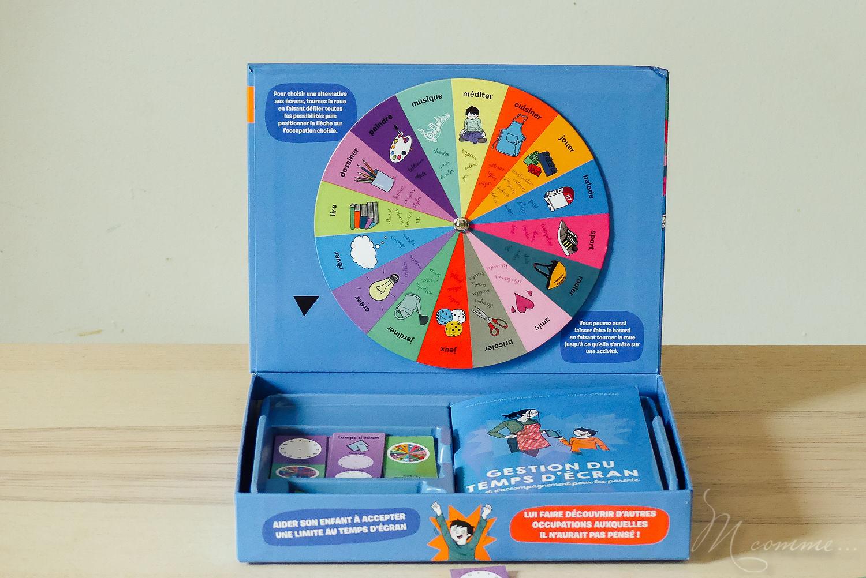 gestion temps écran enfants