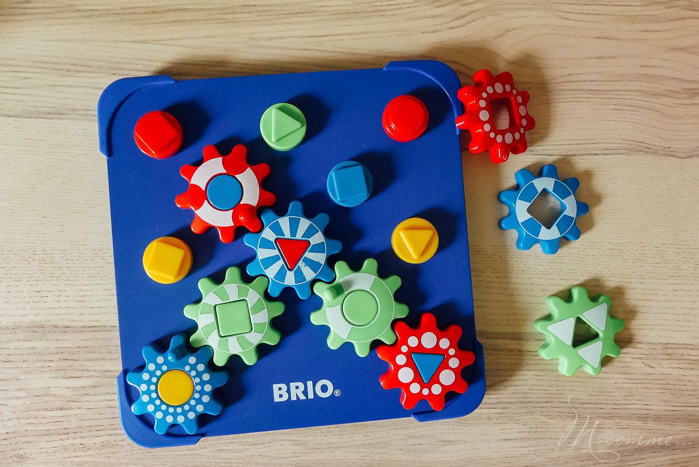 puzzle à engrenages motricité fine