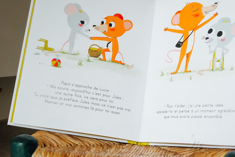 livre jalousie enfant