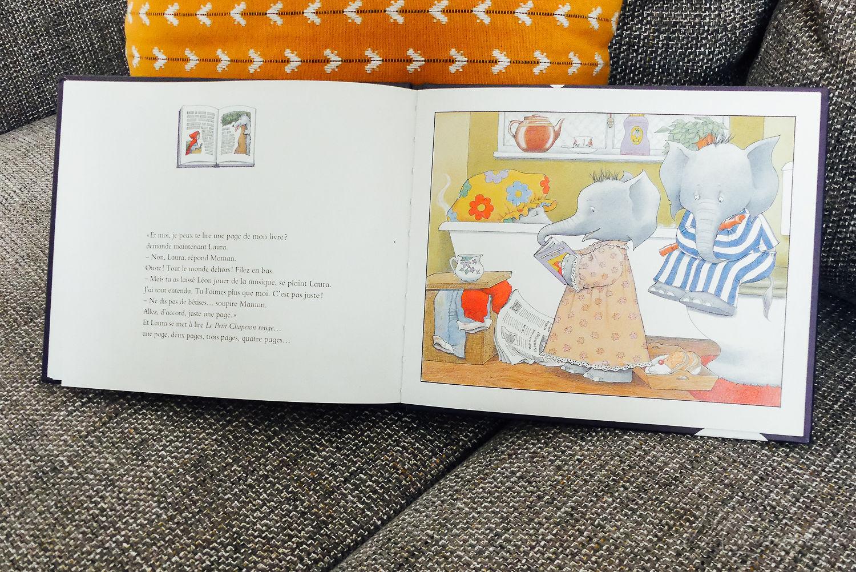 livre enfants laissez maman tranquille