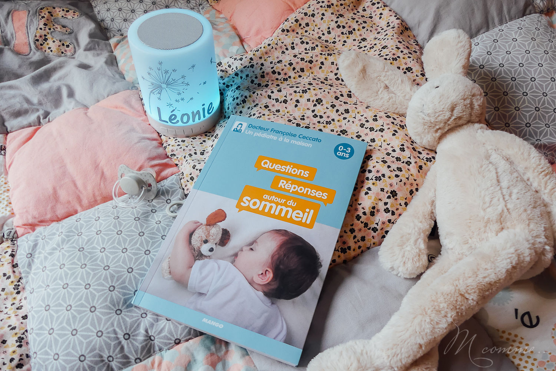 livre questions autour du sommeil