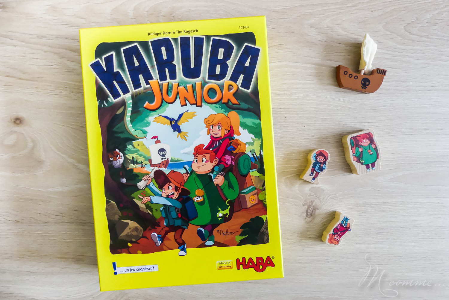 jeu karuba junior haba