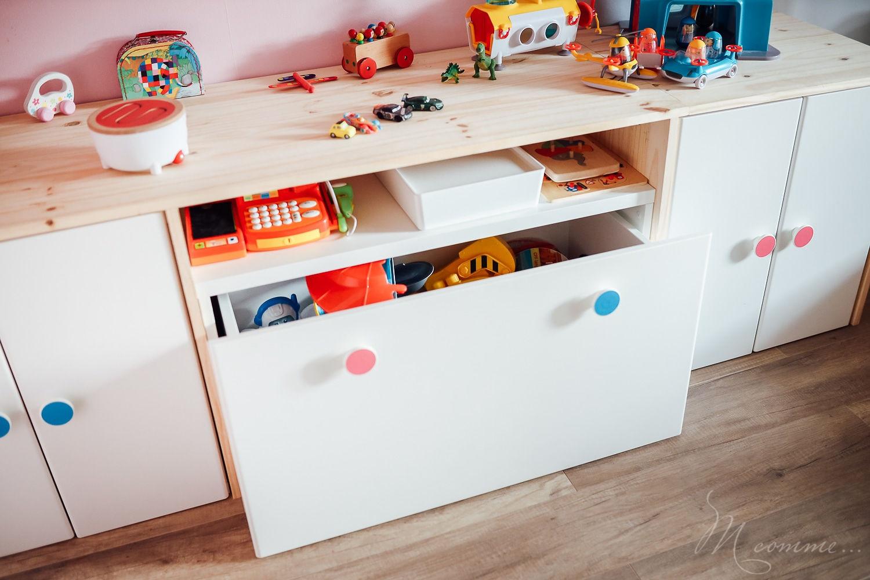 chambre montessori coin jeux